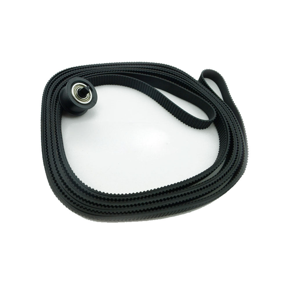 """1x Carriage Belt for HP DesignJet 500 500PS 510 800 800PS 42/"""" C7770-60014 Pulley"""