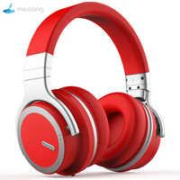 Meidong E7MDPRO WirelessHeadphones Bluetooth Aktive Noise Cancelling Kopfhörer mit mikrofon für telefon 30 H musik zeit Headset