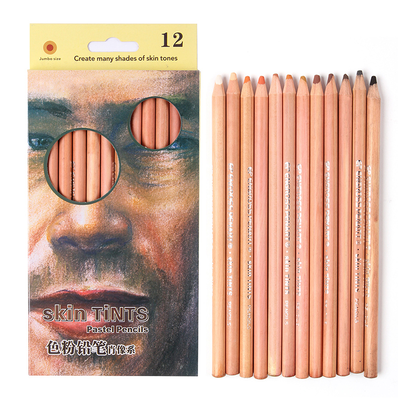 Professional Soft Pastel Pencil Set 1