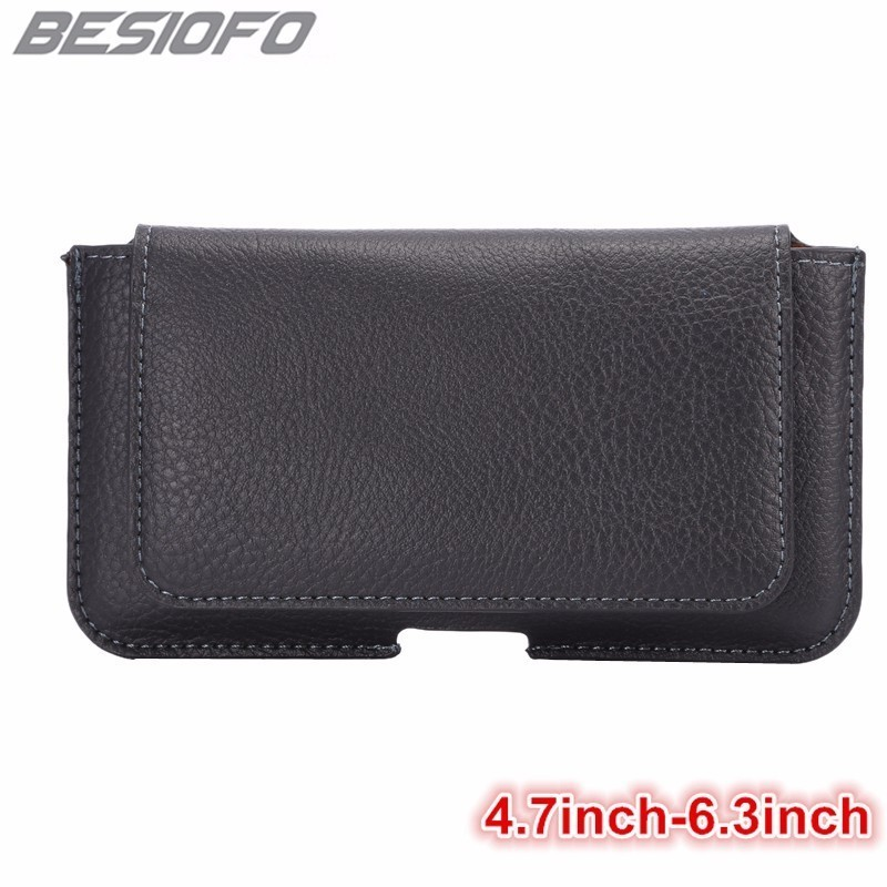 Cintura Ocasional Universal Com Clipe para Cinto Bolsa Coldre Saco Slot Para Cartão de Caixa Do Telefone Para Xiaomi Redmi 2 3 4 4X5 Plus Nota 3 4 4A 5 5A
