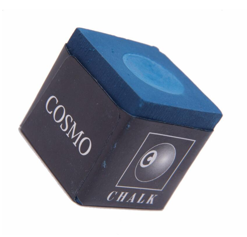 Original COSMO Chalk Billiard Chalk Blue Oil Pool Chalk Snooker Chalk Professional Billiard Accessories Collection Made In Japan