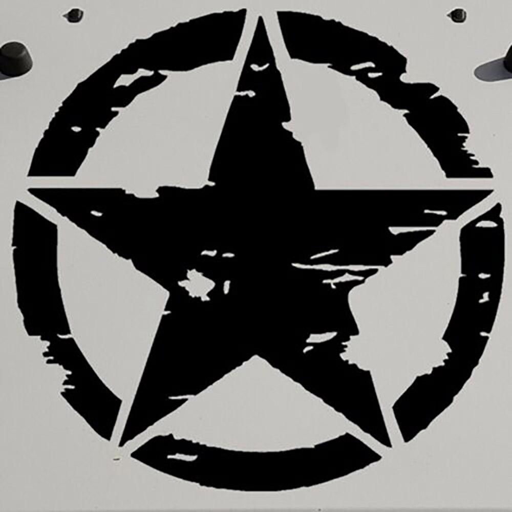Tribal Skull Hood Decal for Jeep military Wrangler graphics cj blackout 4x4 v13