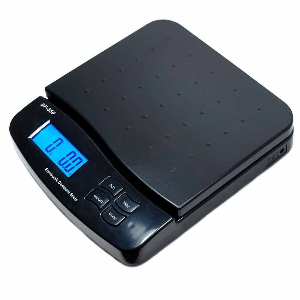 10kg//1g Digital Electronic Postal Scale Postage Parcel Weighing Weight Scale