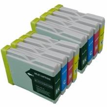 2set LC10 LC37 LC51 LC57 LC960 LC970 LC1000 Ink Cartridge For Brother DCP-130C DCP-135C MFC-235C MFC-240C 750CN 750CW 465CN original print head 960 for brother dcp130c 135c 150c 153c 157c 330c 350c dcp 540cn 560cn 750cn 750cw 770c 230c 240c printhead