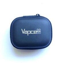 Saco zip 18650 bateria caso 3 pcs linha de fone de ouvido caso