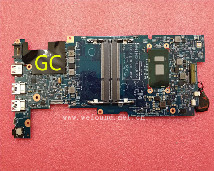 Laptop Motherboard For 13-S 13T-S 14265-1 827823-601 827823-001 System Mainboard Fully Tested