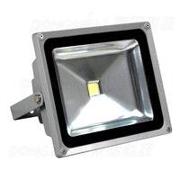 1 sztuk Najlepsza cena Wodoodporny IP65 RGB LED Flood Światła 30 W lm AC85-265V ciepły biały LED rgb reflektor wysokiej mocy darmo wysyłka