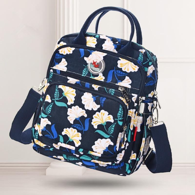 2019 New Modern Fashion Baby Bag For Infant Toddler Outdoor Big Pocket Nappy Diaper Bag Portable Mom Backpack Maternity Bag