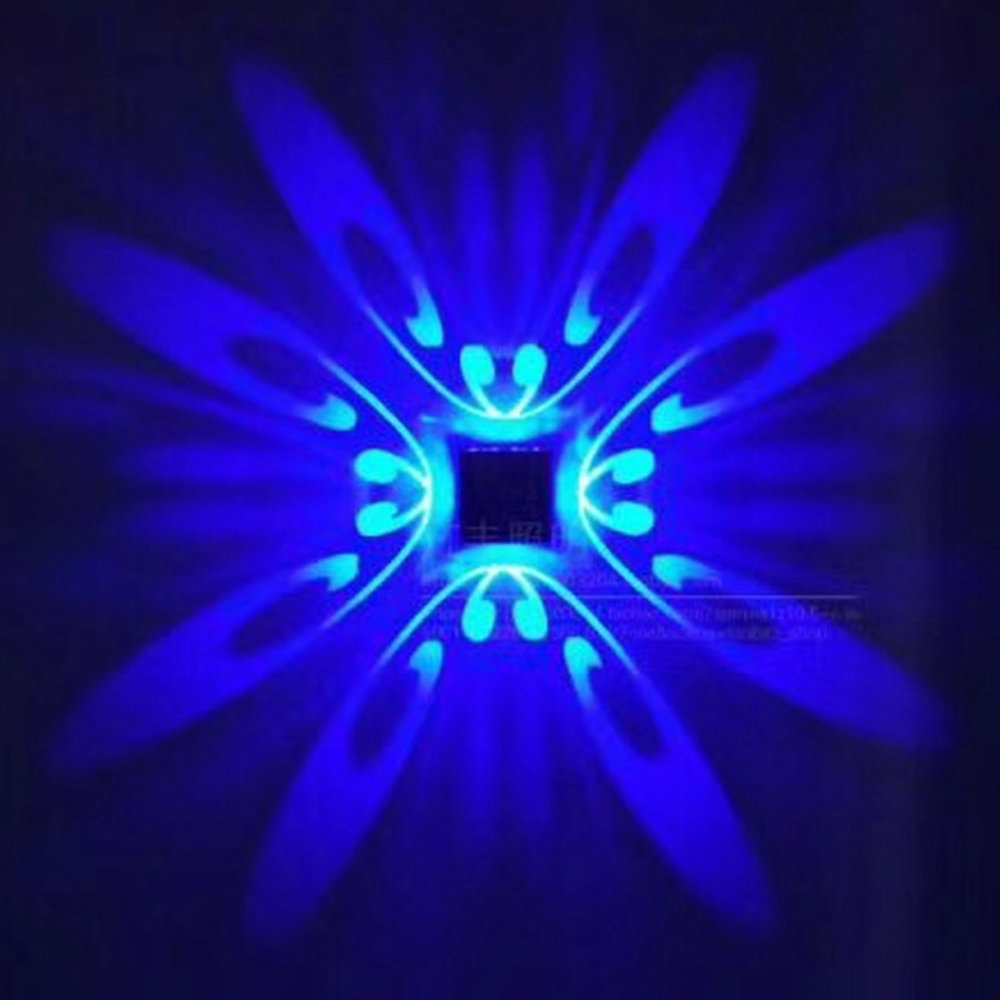 Led-innenwandleuchten Led Moderne Licht Aluminium Wand Lampe 1 Watt/3 Watt Spezielle Phenix Dekoration Licht Für Aisle Schlafzimmer Korridor Veranda Lampen Freies Verschiffen
