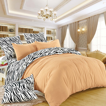 LILIYA Comfortable Bedding Set Soft Bedding Sets High Quality Sheet Quilt Cover Pillow Case Easy to Sleep #BM-