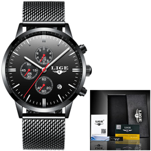 LIGE Mens Watches LG9834