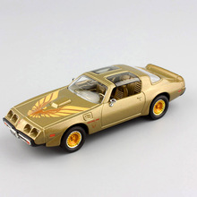 1 43 Scale mini 1979 Pontiac Firebird trans AM classic old Muscle car vehicle auto metal