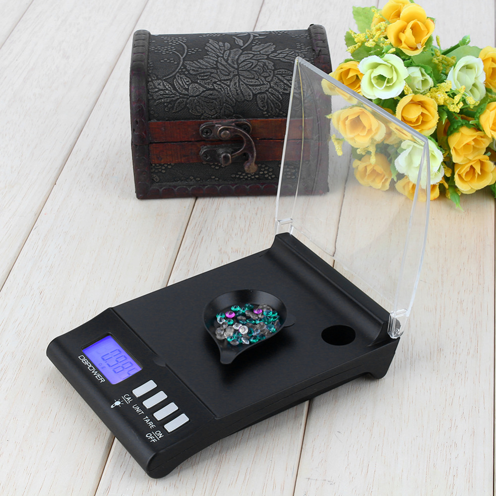 0.001g 30g Mini Digital Scale Portable LCD Electronic Jewelry Scales Weight Weighting Diamond Pocket Scales  цены