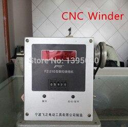 1 pc FZ 210 elektroniczne CNC maszyna do nawijania elektroniczna nawijarka elektroniczna nawijarka średnica uzwojenia 0.03 0.35mm|machine|diameter  -
