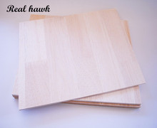 A3 size 420mmx297mm 2~4mm AAA+ Balsa Wood Sheet PlyWood puzzle Thickness super quality for airplane/boat DIY free shipping