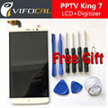 PPTV King 7 LCD Display + Touch Screen 2560x1440 2K Assembly Replacement for For PPTV King 7 Mobile Phone