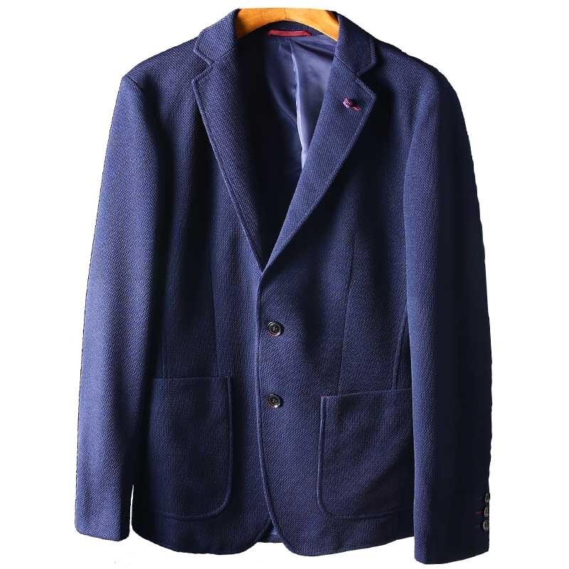 Fashion Spring Casual Slim Suit Blazer Men Leisure Jacket Blazer Coat Man Clothes