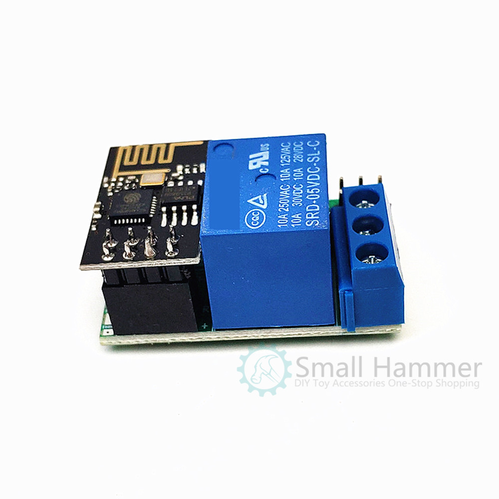 Esp-01 Wifi Control Expansion Board Supports Infrared Sensor Modules Temperature Humidity And Smoke