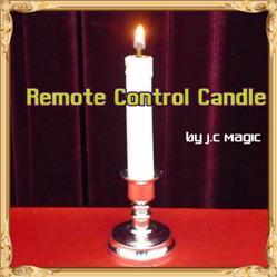 Livraison gratuite nouveaux arrivants télécommande bougie-tours de magie scène accessoires de magie illusions mentalisme esprit magie - 2