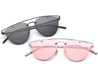 New List Personalized Sunglasses Fashion Sunglasses 2017 Explosion Models Metal Frame Yurt Manufacturers Glasses