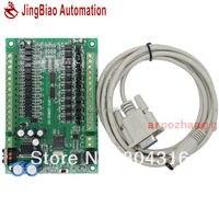 EX1S 22MT 12 input/10 output with Modbus plc controller automation controls plc system