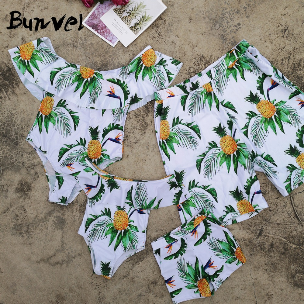 Newborn Baby Girls Bodysuit Letter Heart Print Short Sleeve Romper Outfits Clothes For 0~24m Baby Mother & Kids mother & Daughter