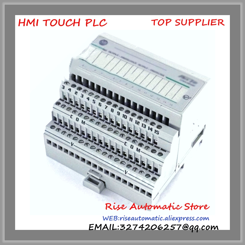 New Original 1794-TB3 PLC Cage-clamp Terminal Base new original programmable logic controller module 1794 tb3g plc cage clamp terminal base