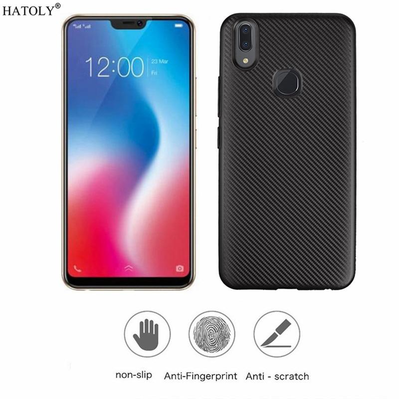 Phone Case Vivo Y91 Case Soft TPU Cover Vivo Y91 Phone Cover Soft Silicone Rubber Case Vivo Y91/Y95 Phone Funda Capa Vivo Y95