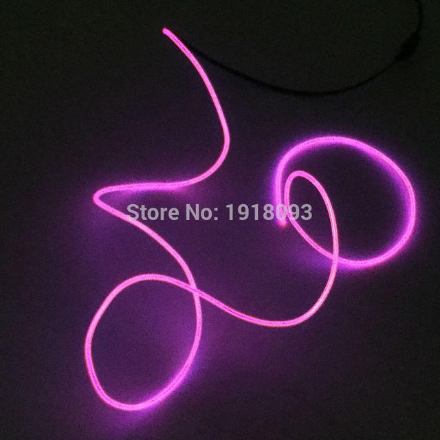 Luce Al Neon 2 M El Light Car Dance Party Decor Tv Luce Flessibile