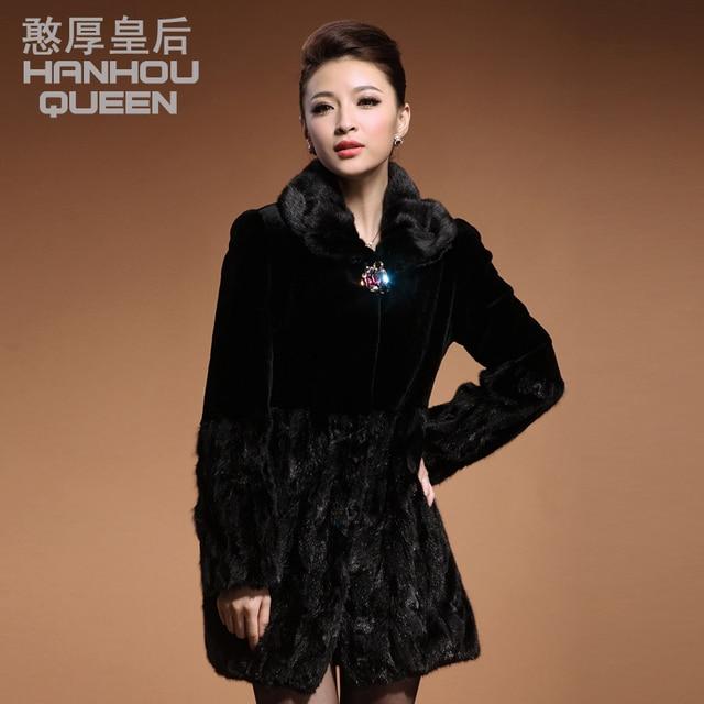 Aliexpress.com : Buy Factory wholesale NEW Ladies' mink coat,Noble ...