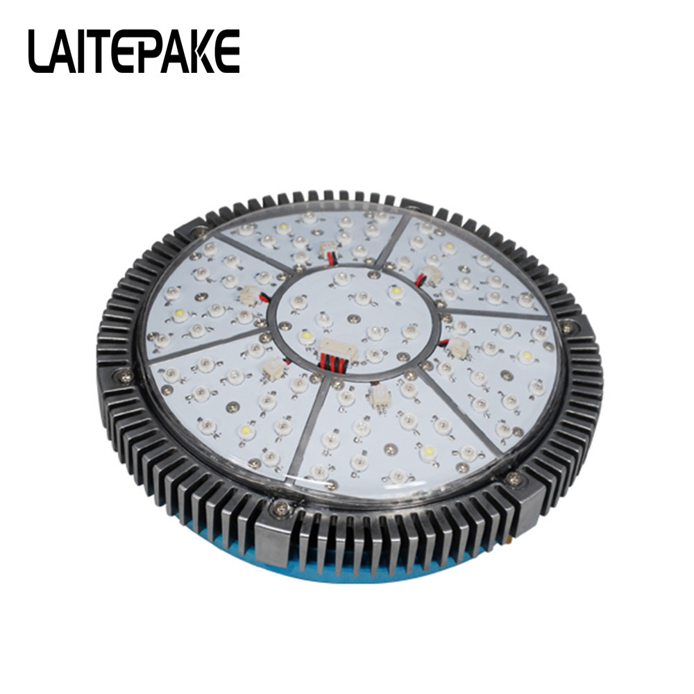 LAITEPAK Apollo 240W 375W Hot style UFO LED Grow Light kit Full Spectrum With Lens Plants