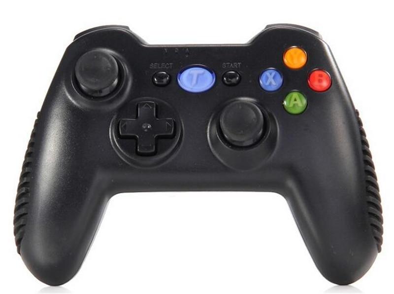 Tronsmart G01 2.4G sem fio game controller gamepad joystick para android Caixa de TV Mini Pc Tablet Telefone Inteligente PC Para PS3 jogos - 2
