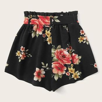 Loose Hot Shorts Lady Summer Girls Shorts 2