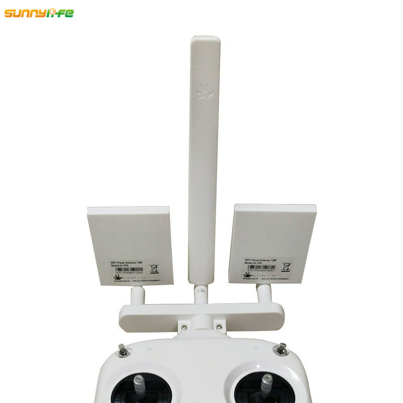 Sunnylife DJI Phantom 3 Standard Antenna Refitting WiFi Signal Booster Increase Control Distance Booster Refitting Combo