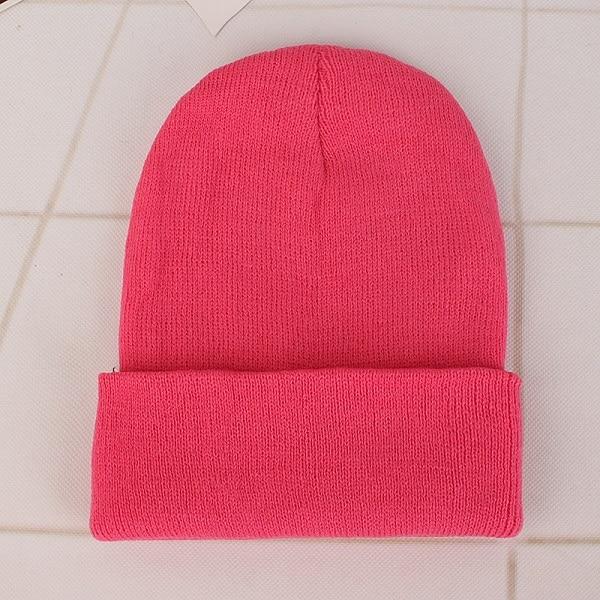 Peach red Cap