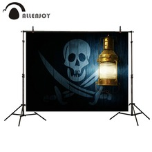 photographic background vinyl 150cmx220cm(5ftx7ft)  pirates photography background pirate photo backdrop