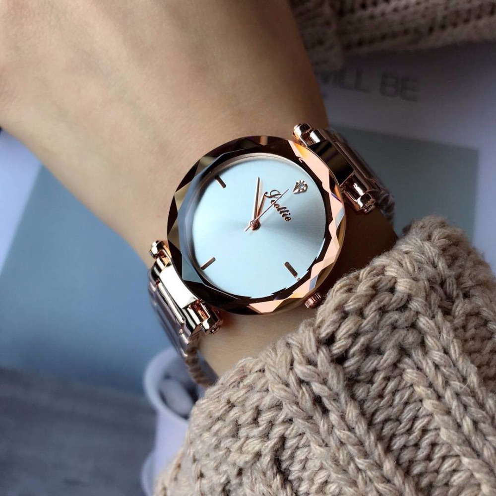 2018 fashion luxury ladies wristwatches birthday gift for girl friend`s birthday quartz diamond watch for women
