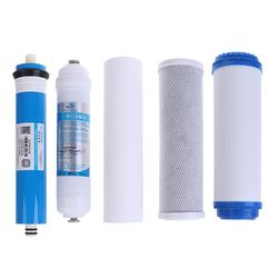 10 Five-stage Reverse Osmosis Filter Set Water Purifier Element Cartridge
