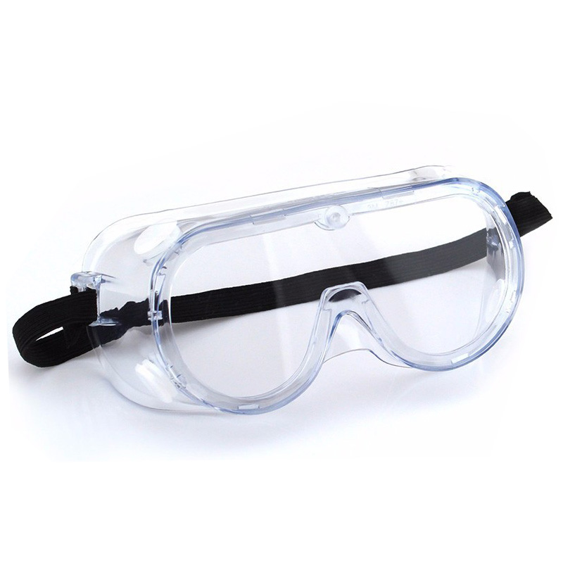 Industrial Eye Safety Goggles Anti-Impact and Anti Chemical Splash Goggle Glasses Dustproof Polycarbonate Protective Glasses