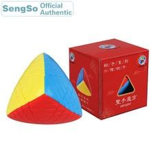 цена на ShengShou Mastermorphix 6x6x6 Magic Cube Rice Dumpling 6x6 Cubo Magico Professional Neo Speed Cube Puzzle Antistress Fidget Toys