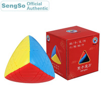 ShengShou Mastermorphix 6x6x6 Magic Cube Rice Dumpling 6x6 Cubo Magico Professional Neo Speed Cube Puzzle Antistress Fidget Toys