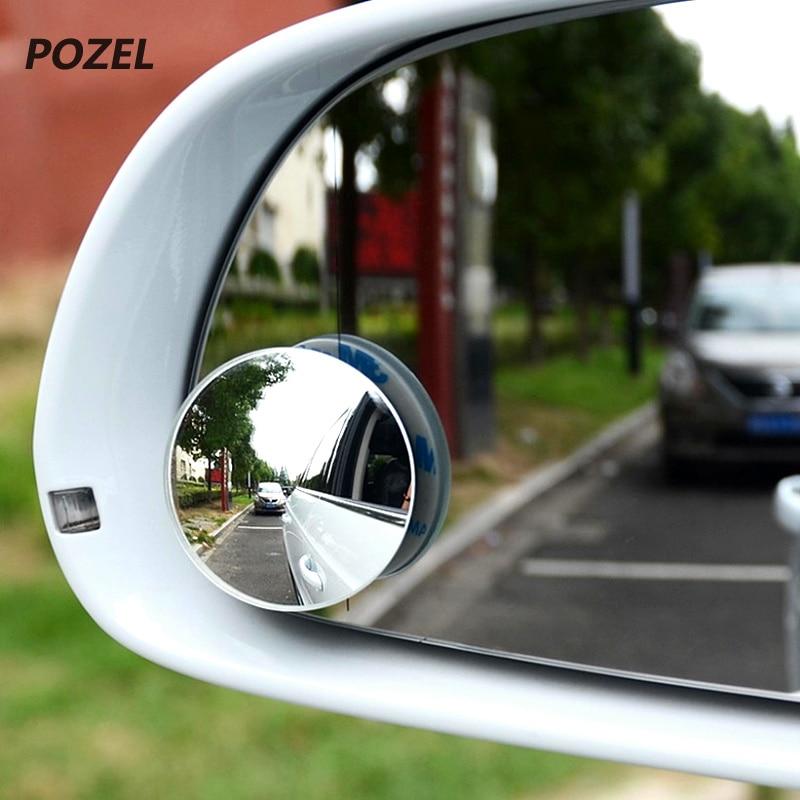 Vermetel Auto Voertuig Dodehoekspiegel Dode Zone Spiegel Voor Peugeot 206 307 406 407 207 208 308 508 2008 3008 4008 6008 301 408