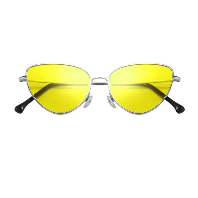 8d8f16834185 Lemonbest 2018 New Party Gifts Fashion Cute Sexy Ladies Sunglasses Women  Vintage Brand Small Sun Glasses Female