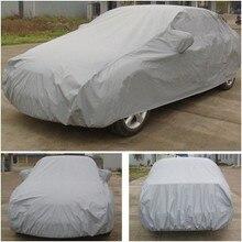 4,3 mt/4,8 mt/5,4/5,8 mt Universal Anzug Anti UV Regen Snow Resistant Wasserdichten Outdoor-Car-Cover M/L/XL/XXL Für Wahl