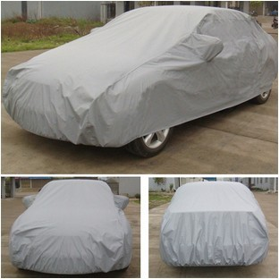 4.3m/4.8m/5.4/5.8m Universal Suit Anti UV Rain Snow Resistant Waterproof Outdoor Full Car Cover M/L/XL/XXL For Choice