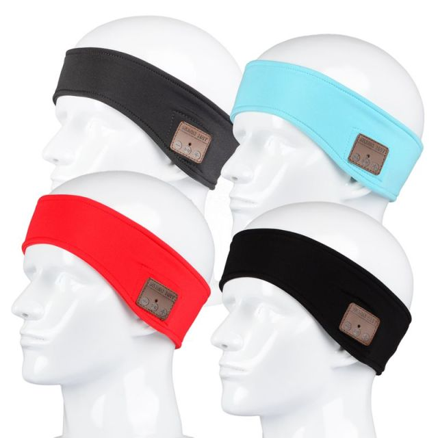 Wide Smart Bluetooth Headband