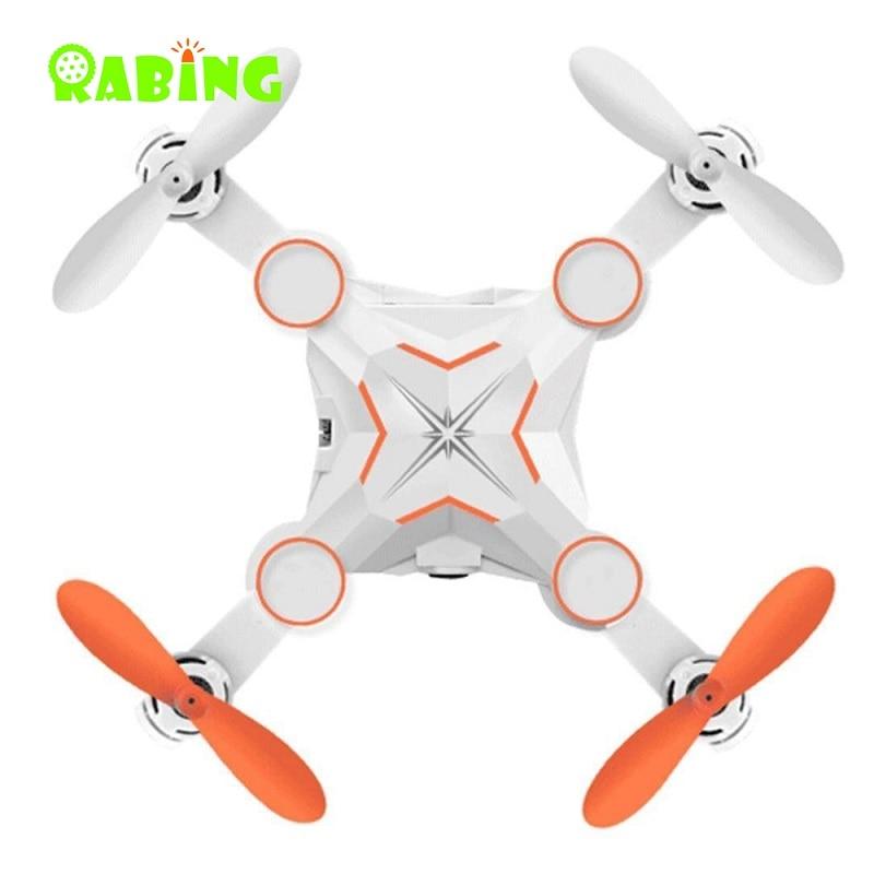 Mini RC Drone 2.4GHZ Quadrocopter კონტროლერი - დისტანციური მართვის სათამაშოები - ფოტო 2
