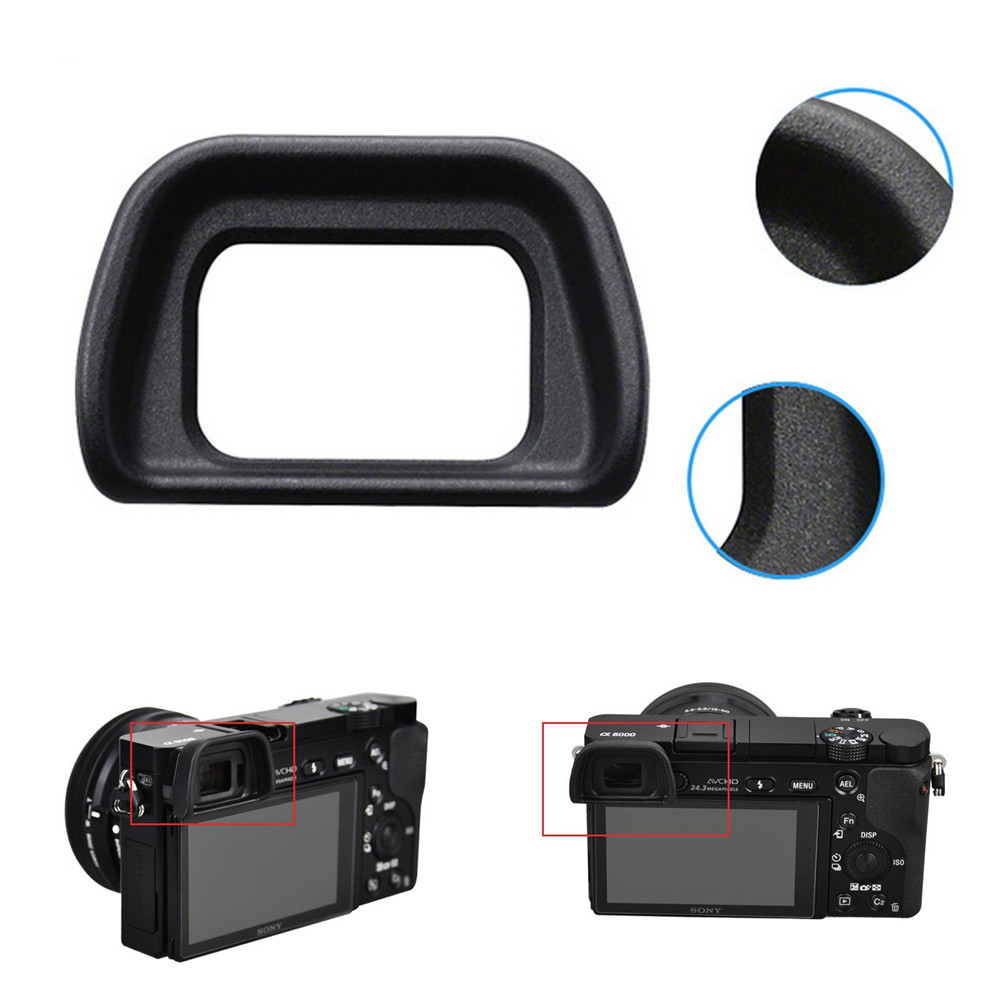FDA-EP10 EP-10 EP10 Viewfinder Eyecup Eye Cup Eyepiece For Sony A6000 A5000 NEX-7 NEX-6 NEX-5 DSLR Camera