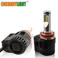 Cnsunnylight 10400lm coche llevó kit de faros h4 h7 h9 h11 9004 hb1 9005 HB3 HB4 9006 9007 HB5 H13 9012 9008 D1 D2 D3 D4 Auto bombillas