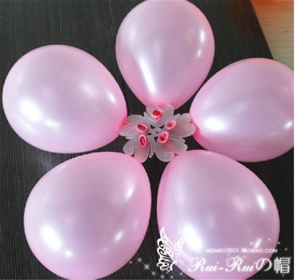 Como Hacer Flores Con Globos Interesting Cmo Hacer Flores Con - Como-hacer-flores-de-globos